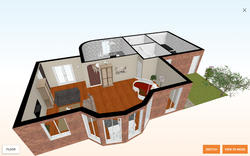 Floorplanner v1.4.22 screenshots 4