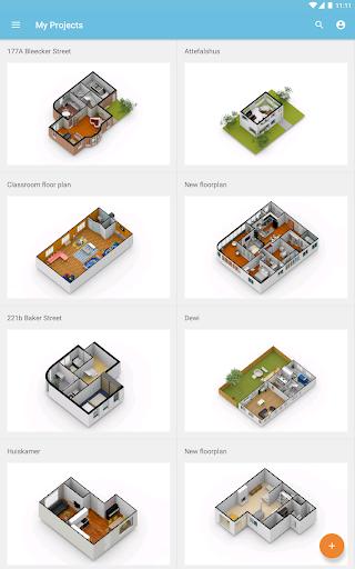 Floorplanner v1.4.22 screenshots 5