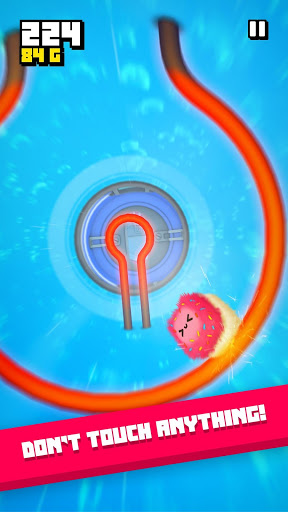 Fluffy Fall Fly Fast to Dodge the Danger v1.2.26 screenshots 2