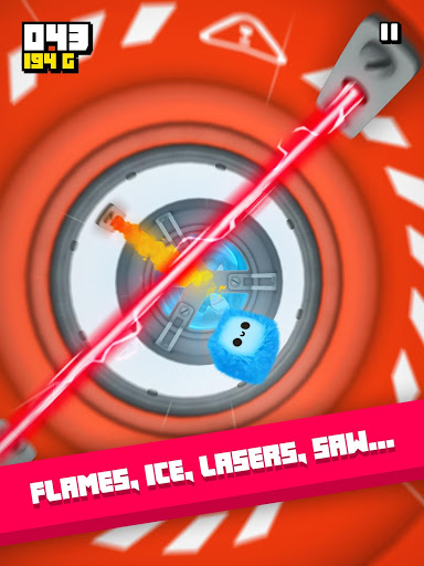 Fluffy Fall Fly Fast to Dodge the Danger v1.2.26 screenshots 5