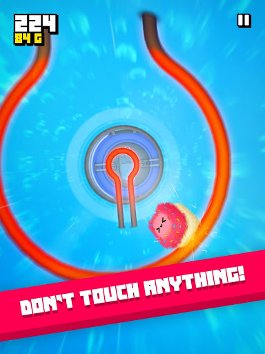 Fluffy Fall Fly Fast to Dodge the Danger v1.2.26 screenshots 6