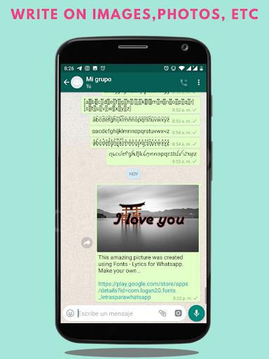 Fonts – Stylish Text amp Cool Fonts v1.2.2 screenshots 6