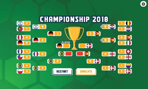Football Soccer 2019 Soccer World Cup Game v1.3 screenshots 1