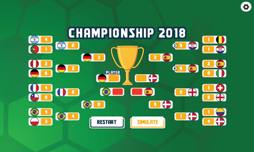 Football Soccer 2019 Soccer World Cup Game v1.3 screenshots 4