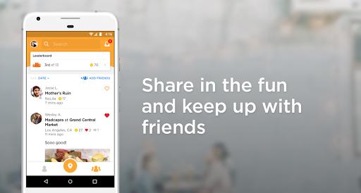 Foursquare Swarm Check In v6.10.1 screenshots 3