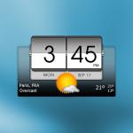 Free Download 3D Flip Clock & Weather 5.96.2 APK
