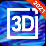 Free Download 3D Live wallpaper – 4K&HD, 2021 best 3D wallpaper 1.6.8 APK