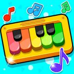 Free Download Baby Piano For Toddlers: Kids Music Games 1.7 APK