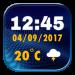 Free Download Best Digital Clock Widget  APK