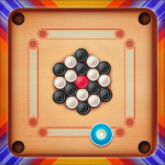 Free Download Carrom Friends : Carrom Board & Pool Game 1.0.33 APK
