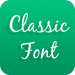 Free Download Classic Font for OPPO – Handwritten Style Font 1.20 APK