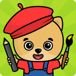 Free Download Coloring and drawing for kids 3.107 APK