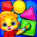 Free Download Colors & Shapes – Kids Learn Color and Shape 1.3.3 APK
