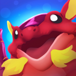 Free Download Drakomon – Battle & Catch Dragon Monster RPG Game 1.4 APK