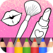 Free Download Glitter Beauty Coloring Book ❤ 1.6.6 APK
