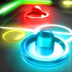 Free Download Glow Hockey 2 1.0.9 APK