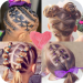 Free Download Hairstyles for Girls Step by Step daily use 2021 3.1 APK
