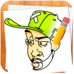 Free Download How to Draw Graffiti Characters 2.1 APK