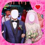 Free Download Islamic Wedding Couple Photo Editor 1.3 APK