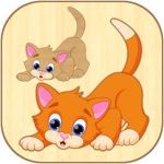 Free Download Kids Puzzles – Wooden Jigsaw 1.9 APK