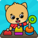 Free Download Learning games for toddlers age 3  APK