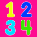 Free Download Learning numbers for kids, count 123, math games!  APK