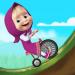 Free Download Masha and the Bear: Climb Racing and Car Games 1.2.7 APK
