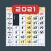 Free Download Monthly Calendar & Holiday 1.2.0 APK
