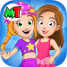 Free Download My Town : Dance School. Girls Pretend Dress Up Fun  APK