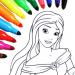 Free Download Princess Coloring Game 16.2.6 APK
