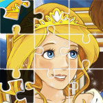 Free Download Princess Puzzles and Painting 4.3 APK