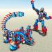 Free Download Scorpion Robot Transforming – Robot shooting games 1.11 APK