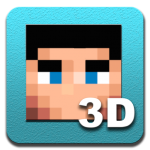 Free Download Skin Editor 3D for Minecraft 1.7 APK