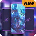 Free Download The Free Wallpapers for Fire Gamers 2021 HD 3.5 APK