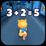 Free Download Toon Math: Endless Run and Math Games 1.9.5 APK