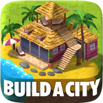 Free Download Town Building Games: Tropic City Construction Game 1.2.17 APK