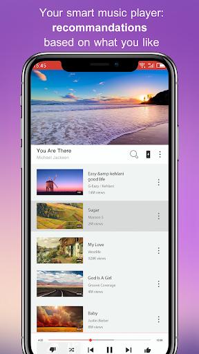 Free Music – Red Plus v1.89 screenshots 2