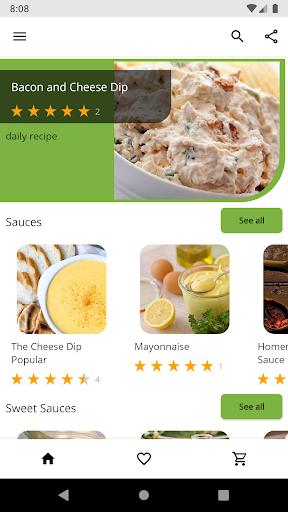 Free Sauce Dip Jam Recipes v5.03 screenshots 1