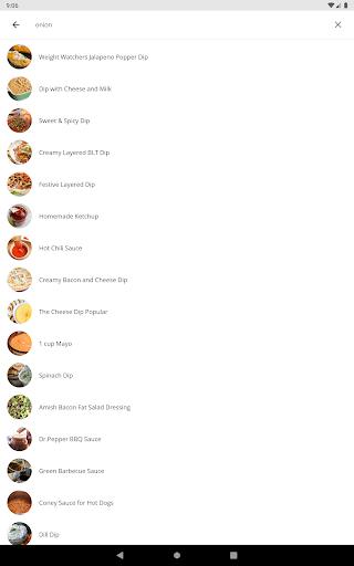 Free Sauce Dip Jam Recipes v5.03 screenshots 10