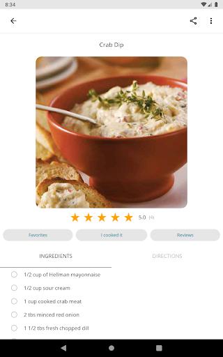 Free Sauce Dip Jam Recipes v5.03 screenshots 13