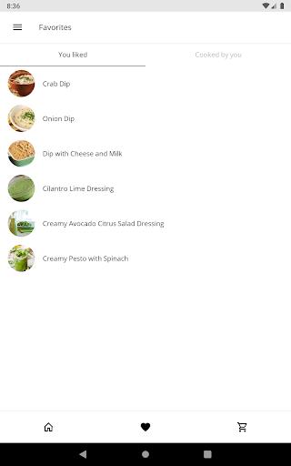 Free Sauce Dip Jam Recipes v5.03 screenshots 14
