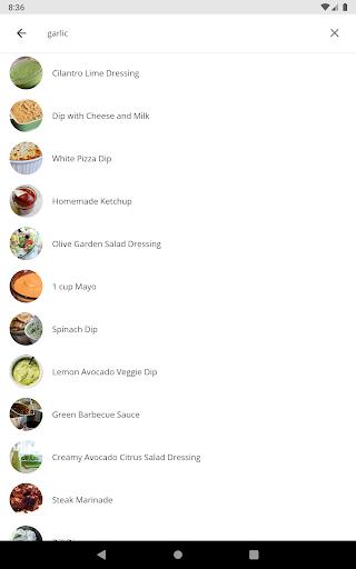 Free Sauce Dip Jam Recipes v5.03 screenshots 16