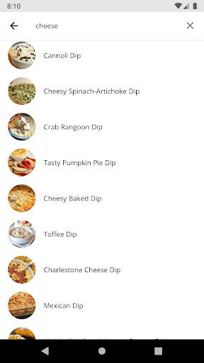 Free Sauce Dip Jam Recipes v5.03 screenshots 4