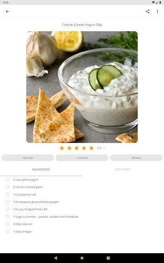 Free Sauce Dip Jam Recipes v5.03 screenshots 7