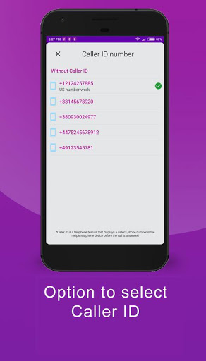 Freeje Virtual SIM – International Business Number v2.1.1.116 screenshots 2