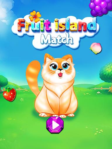 Fruit island Match v1.4 screenshots 1