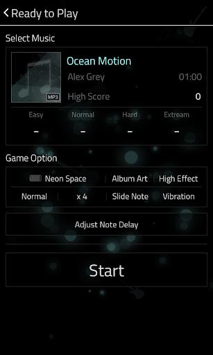 Full of Music 1 MP3 Rhythm Game v1.9.5 screenshots 1