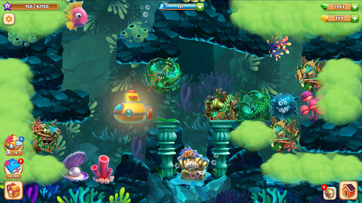 Funky Bay – Farm amp Adventure game v41.1.138 screenshots 16