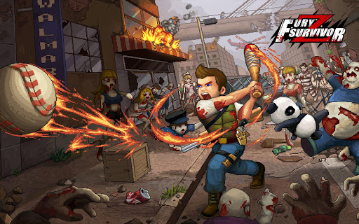 Fury Survivor Pixel Z v1.064 screenshots 13