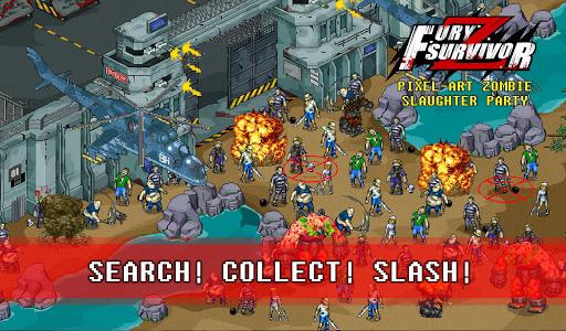 Fury Survivor Pixel Z v1.064 screenshots 2